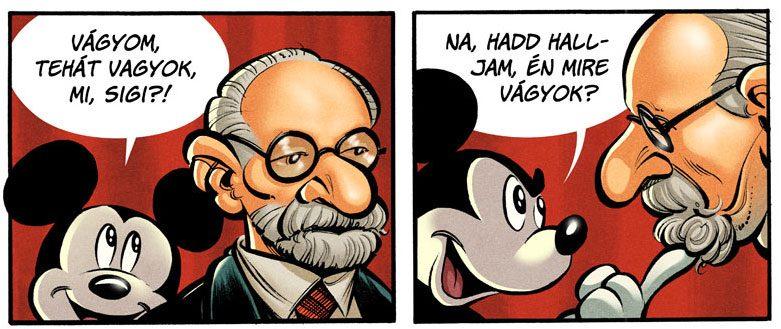 Miki vs. Freud